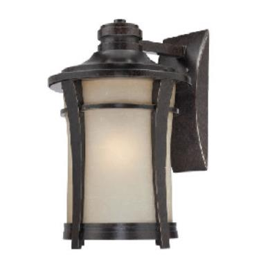 Quoizel Lighting HY8413IB Harmony - One Light Outdoor Wall Lantern
