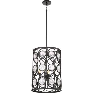 Jubilee - Four Light Extra Large Cage Chandelier