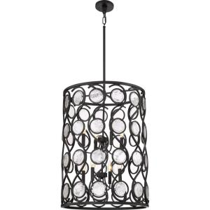 Jubilee - Eight Light Extra Large Cage Chandelier