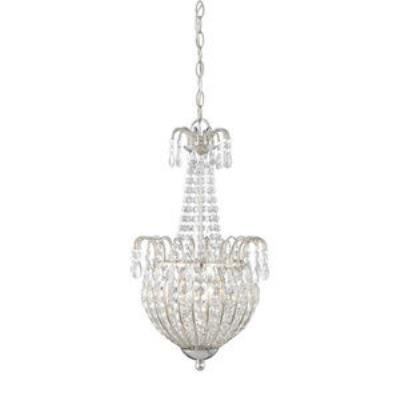 Quoizel Lighting JLE2812IS Jolene - Three Light Pendant