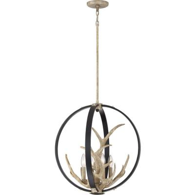 Quoizel Lighting JR2820EK Journey - Four Light Pendant