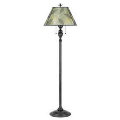 Quoizel Lighting MC410F Mica - Two Light Leaf Buffet Lamp