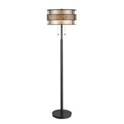 Quoizel Lighting MC842FRC Laguna - Two Light Floor Lamp
