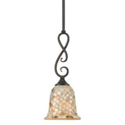 Quoizel Lighting MY1506ML Monterey Mosaic - One Light Mini Pendant