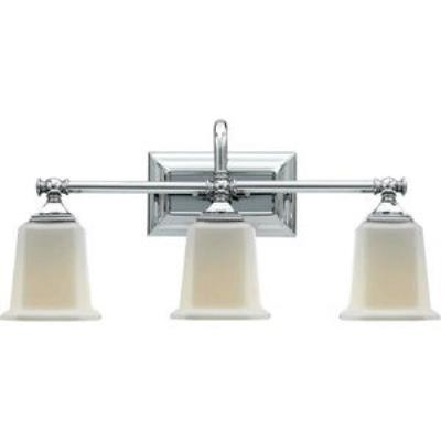 Quoizel Lighting NL8603 Nicholas - Three Light Bath Vanity