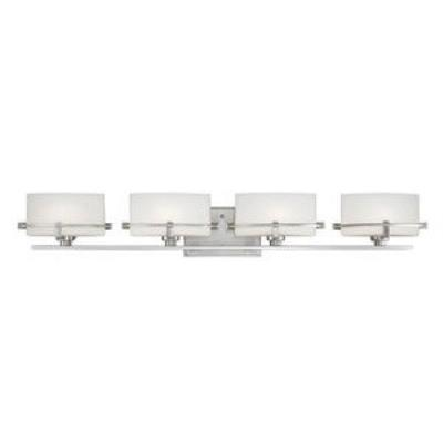 Quoizel Lighting NN8604BN Nolan - Four Light Bath Vanity