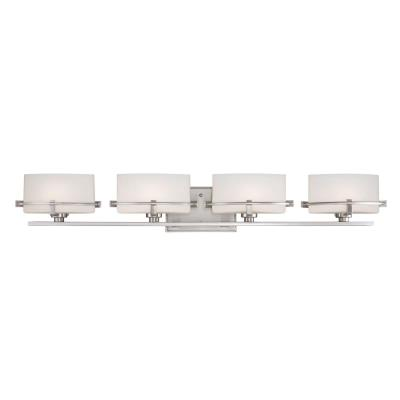 Quoizel Lighting NN8604BN Nolan - Four Light Bath Vanity