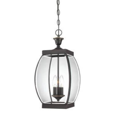 Quoizel Lighting OAS1909Z Oasis - Three Light Outdoor Fixture