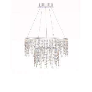 "Platinum Collection Borderline - 24"" 44W 1 LED Foyer"