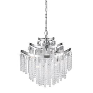 Platinum Collection Glacier Peak - Eleven Light Pendant