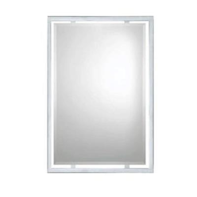 "Quoizel Lighting QR1221C Decorative 22"" Mirror"