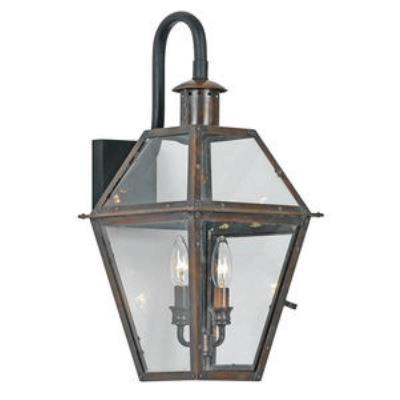 Quoizel Lighting RO8411AC Rue De Royal - Two Light Wall Lantern