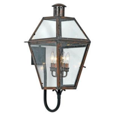 Quoizel Lighting RO8414AC Rue De Royal - Four Light Wall Lantern