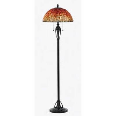 Quoizel Lighting TF135FBC Pomez - Three Light Floor Lamp