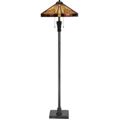 Quoizel Lighting TF885F Stephen - Two Light Floor Lamp