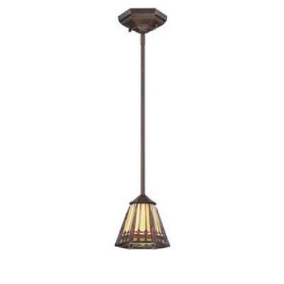 Quoizel Lighting TFAN1506RS Arden - One Light Mini-Pendant