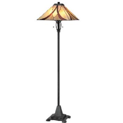 Quoizel Lighting TFAS9360VA Asheville - Two Light Floor Lamp