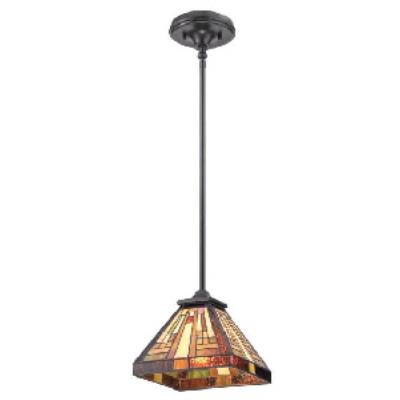Quoizel Lighting TFST1508VB Stephen - One Light Pendant