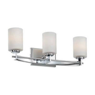 Quoizel Lighting TY8603C Taylor - Three Light Bath Vanity