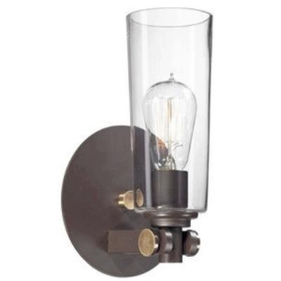 Quoizel Lighting UPEV8701WT East Village - One Light Wall Sconce
