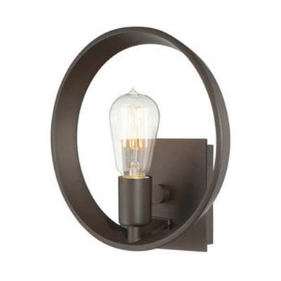 Quoizel Lighting UPTR8701WT Uptown Theater Row - One Light Wall Mount