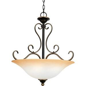 Duchess - Four Light Pendant