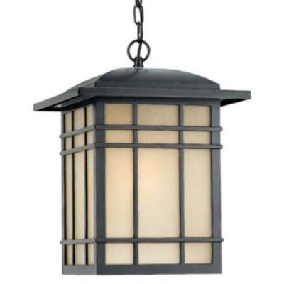 Quoizel Lighting HC1913IB Hillcrest - One Light Outdoor Hanging Lantern