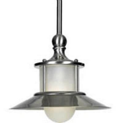 Quoizel Lighting NA1510BN New England - One Light Mini Pendant