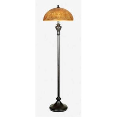 Quoizel Lighting QJF15078BTR Two Light Floor Lamp