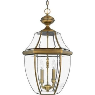Quoizel Lighting NY1180A Newbury - Four Light Extra Large Hanging Lantern