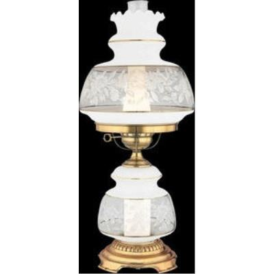 Quoizel Lighting SL702G Satin Lace - Two Light Table Lamp