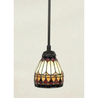 Quoizel Lighting TF1541VB West End - One Light Mini Pendant