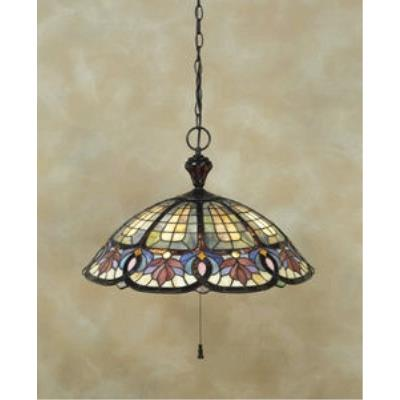 Quoizel Lighting TF1618VB Hyacinth - Three Light Pendant