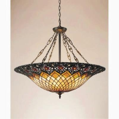 Quoizel Lighting TF1901VB Adriana - Six Light Pendant