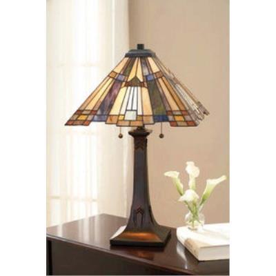 Quoizel Lighting TFT16191A1VA Inglenook - Two Light Table Lamp