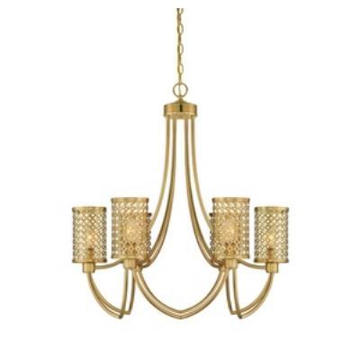 Savoy House 1-1280-6-325 Fairveiw - Six Light Chandelier