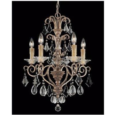 Savoy House 1-1397-5-256 Antoinette - Five Light Mini Chandelier