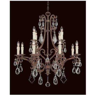 Savoy House 1-1403-12-56 Twelve Light Chandelier