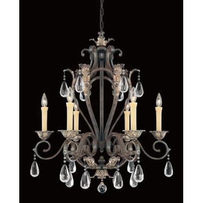 Savoy House 1-4053-6-124 Hensley - Six Light Chandelier