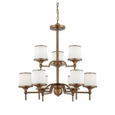 Savoy House 1-4380-9-178 Hagen - Nine Light Chandelier