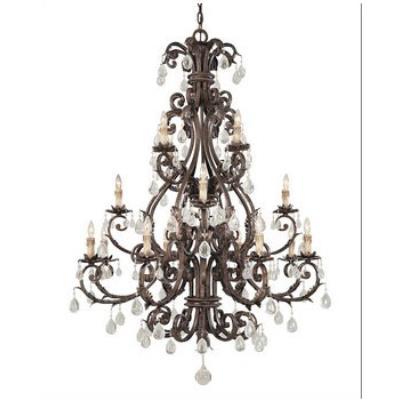 Savoy House 1-5308-16-8 Chastain - Sixteen Light Chandelier