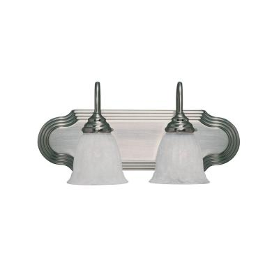Savoy House 1079-2SN 2 Light Bath Bar