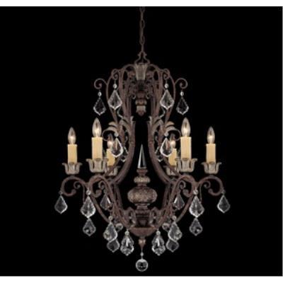 Savoy House 1P-1551-6-8 Elizabeth - Six Light Chandelier