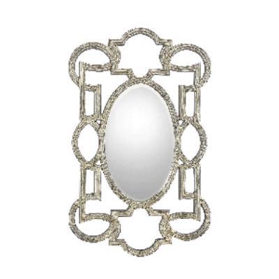 """Savoy House 4-BLSFOV05048 Diana - 26"""" Oval Mirror"""