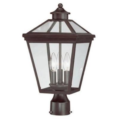 Savoy House 5-147-13 Ellijay - Three Light Post Lantern