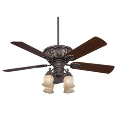 "Savoy House 52-810-5WA Monarch - 52"" Ceiling Fan"