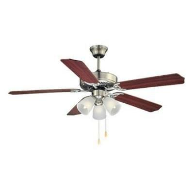 "Savoy House 52-EUP-5RV-SN 52"" Ceiling Fan"