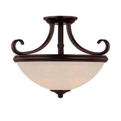 Savoy House 6-5789-2-13 Willoughby - Two Light Semi Flush Mount