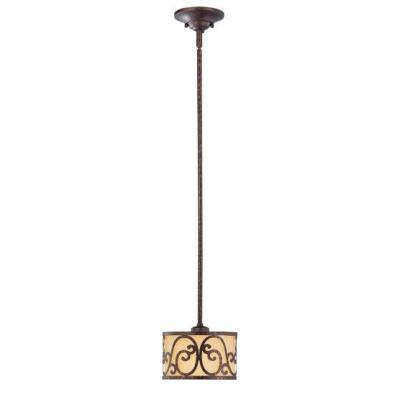 Savoy House 7-015-1-56 San Simeon - One Light Mini-Pendant