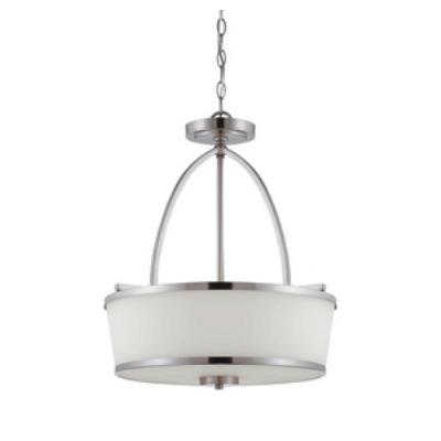 Savoy House 7-4386-3-SN Hagen - Three Light Pendant